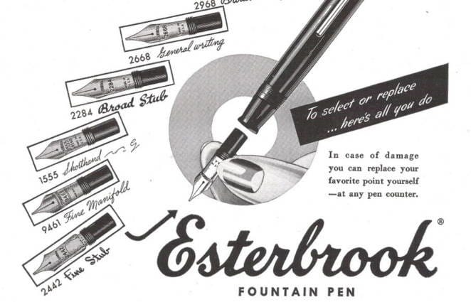 Six Questions for the President of the new Esterbrook Pen Company