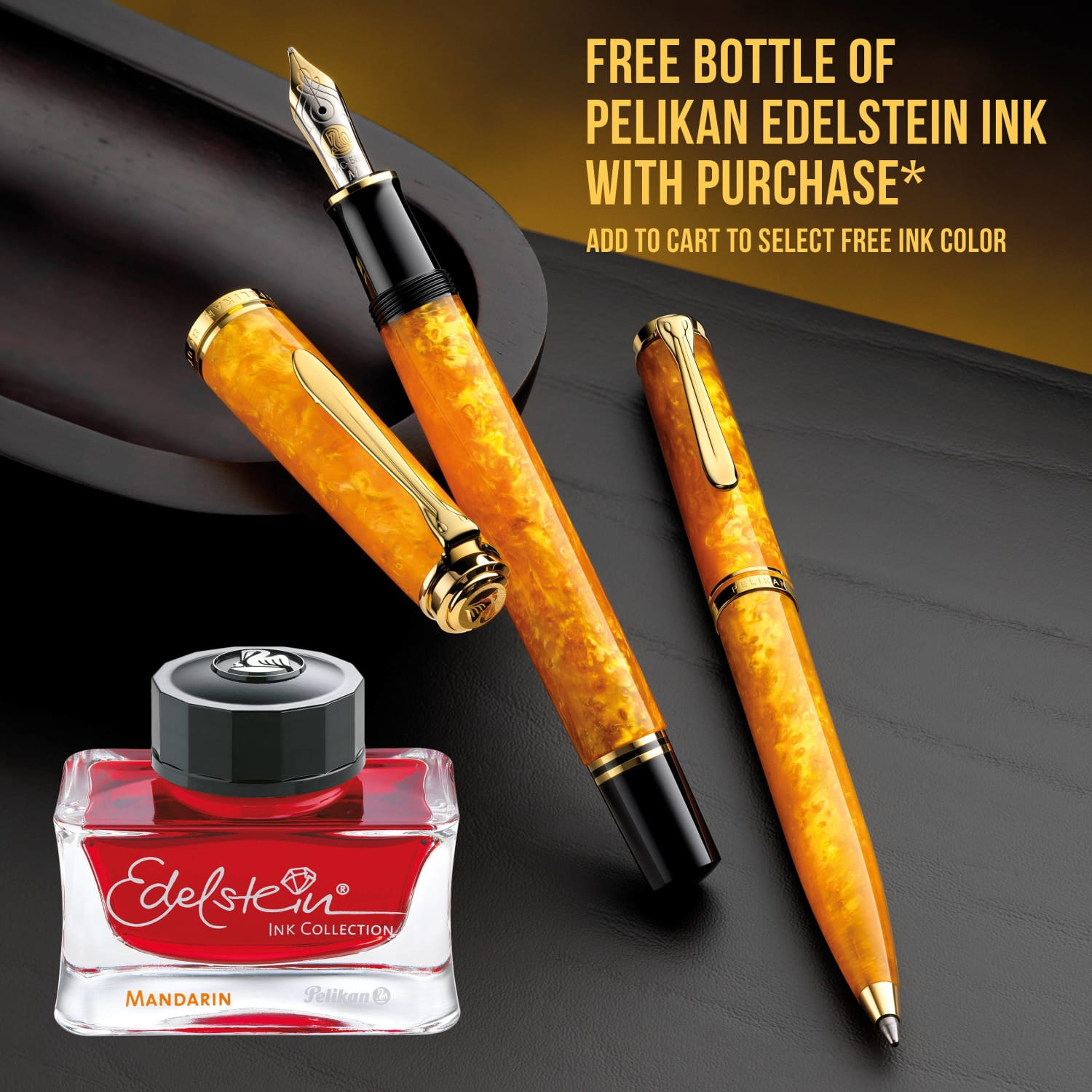 The 2018 Ink-redible Black Friday & Cyber Monday Pen Giveaway and Sale