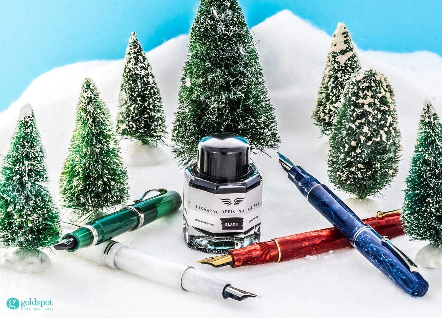 12 Days of Pens 2020