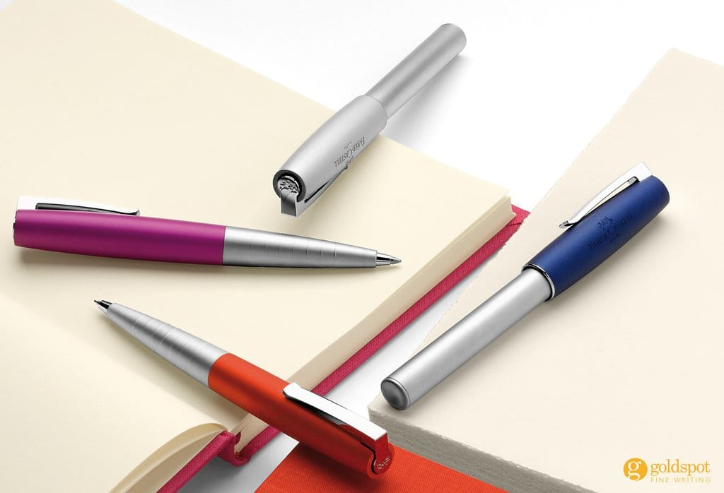 Faber Castell Loom collection of pens