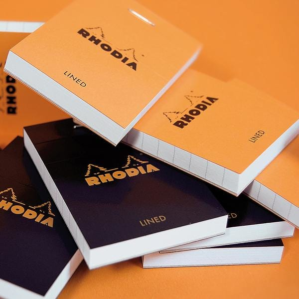Rhodia Bloc Pads for writing in school