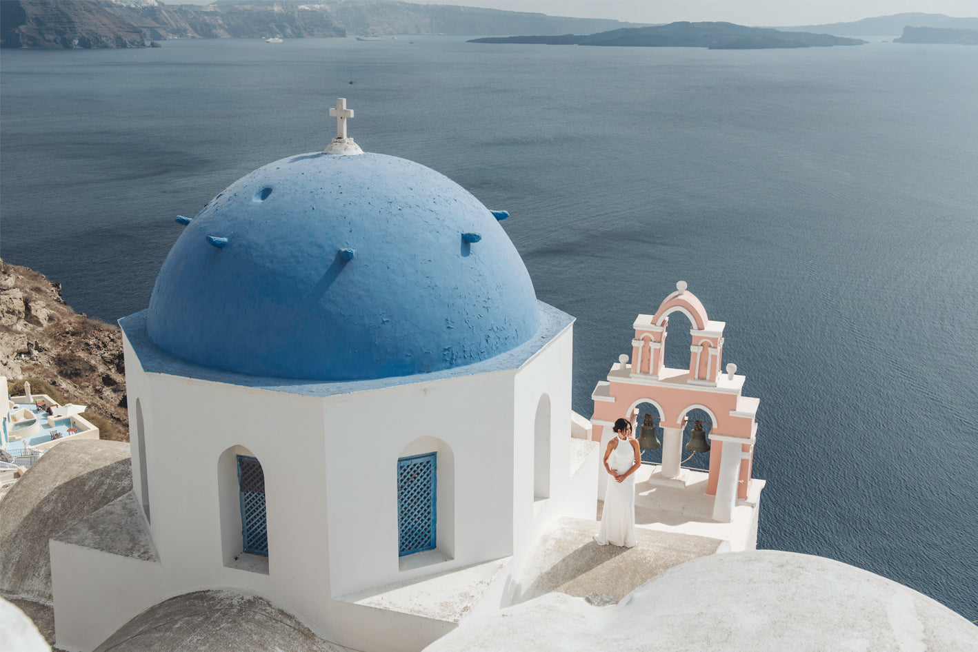 The Magical Island of Santorini