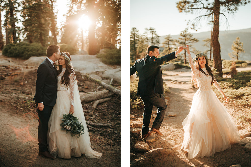 Real Bride: Emily – Catherine Deane