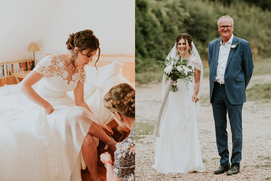 Catherine Deane | Real Bride Katie