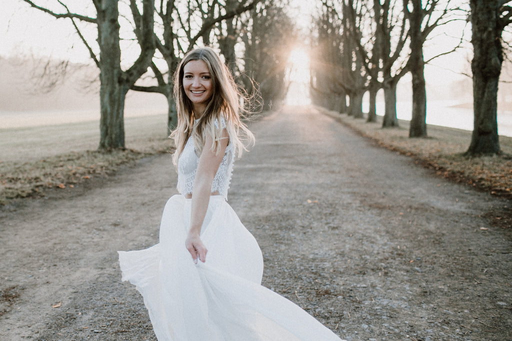 Catherine Deane | Real Bride Rebekka