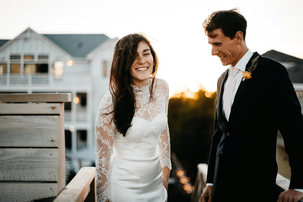 Catherine Deane | Real Bride Allie
