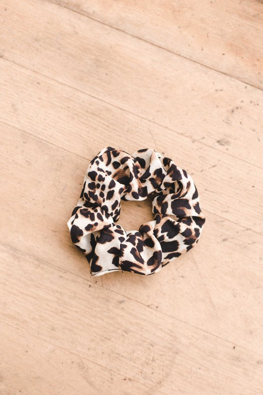 Safari Journey Scrunchie