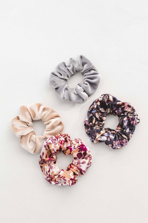 Honey Pie Scrunchie Set