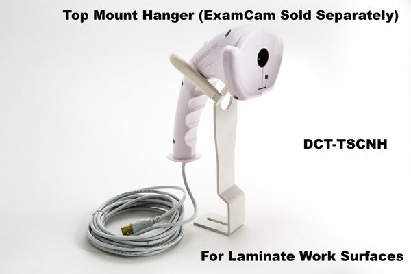 USB ExamCam Hangers for Telemedicine Carts