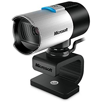 Webcam -- Microsoft LifeCam Studio