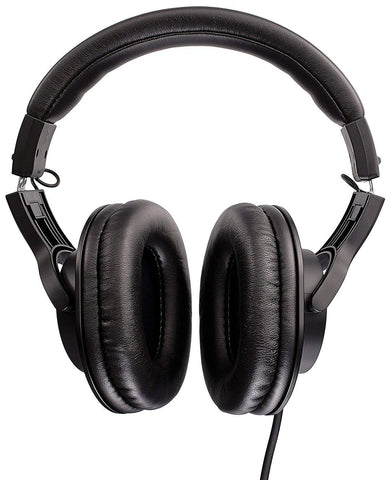 Headset - Audio-Technica ATH-M20x Professional Studio Monitor Headphones - Black