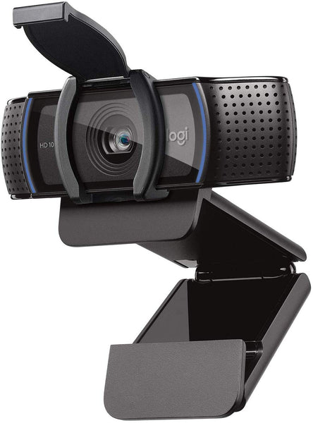 Webcam - Logitech C920s with Privacy Shutter