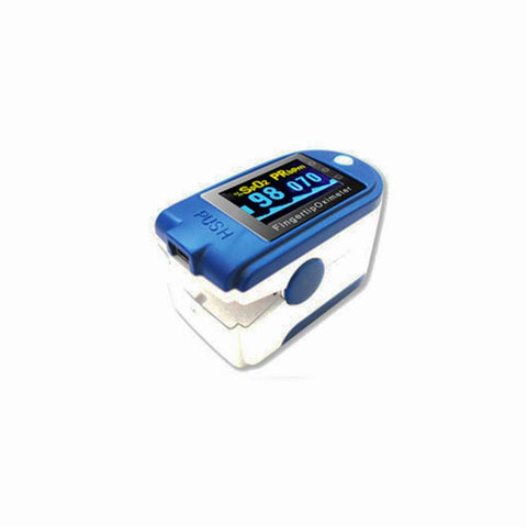 Contec CMS 50D+ Pulse Oximeter with PC Connection - LOT OF 4 $100 ($25 ea) - NO SINGLE SALES