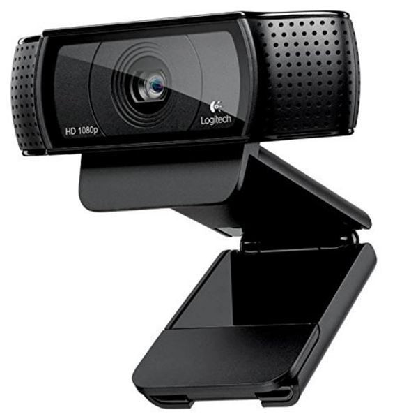 Webcam - Logitech C-920 HD Webcam