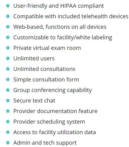 TrueTeleHealth Complete TeleHealth Solution - Special Pandemic Pricing