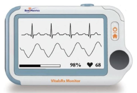BodiMetrics VitalsRx Monitor for Healthcare Professionals