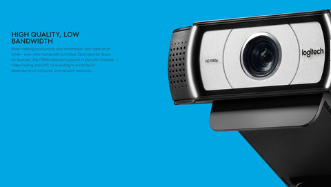Webcam - Logitech C930e HD Webcam