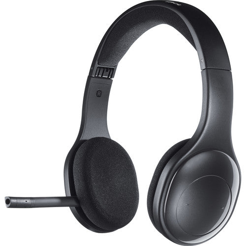 Headset - Logitech h800 BT Echo Cancelling Headset - ON EAR - BLUETOOTH - WITH MIC