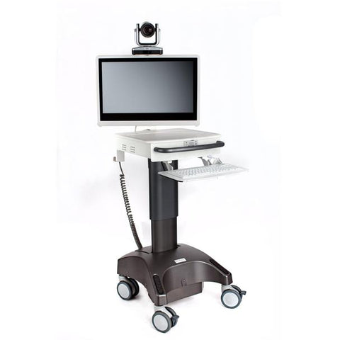Lund Powered Clinic PTZ Cart - Please Call to Order 281-340-2013