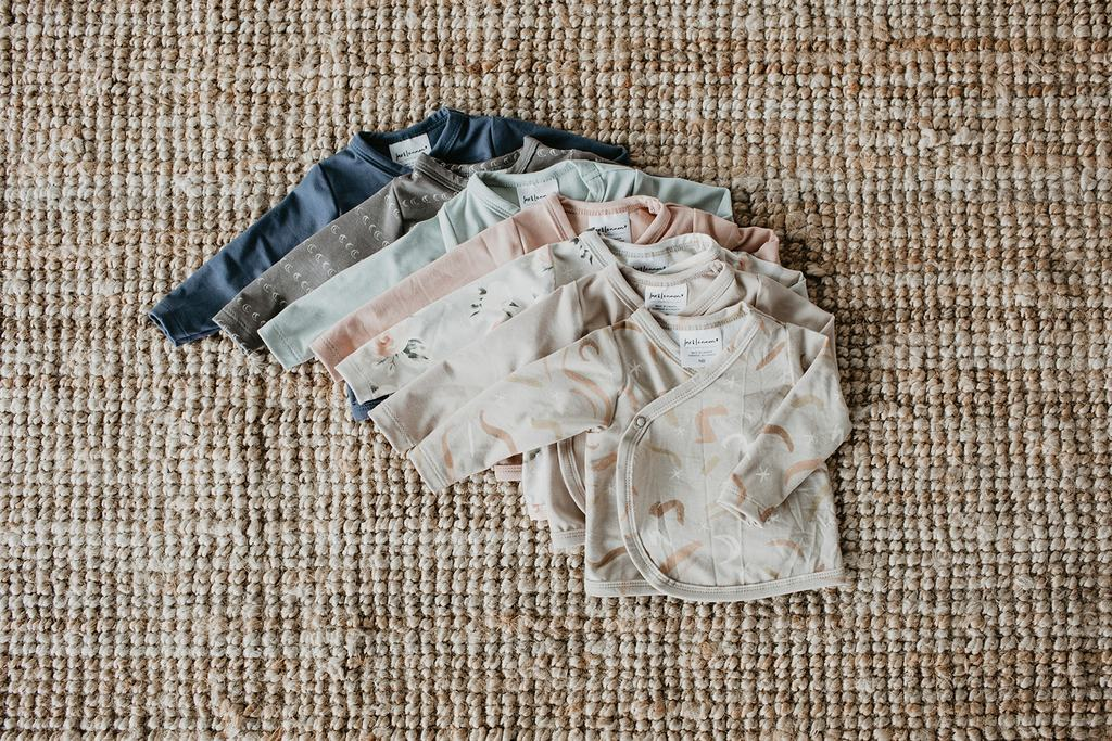 Newborn Snap Top - Boutique Wanderlust