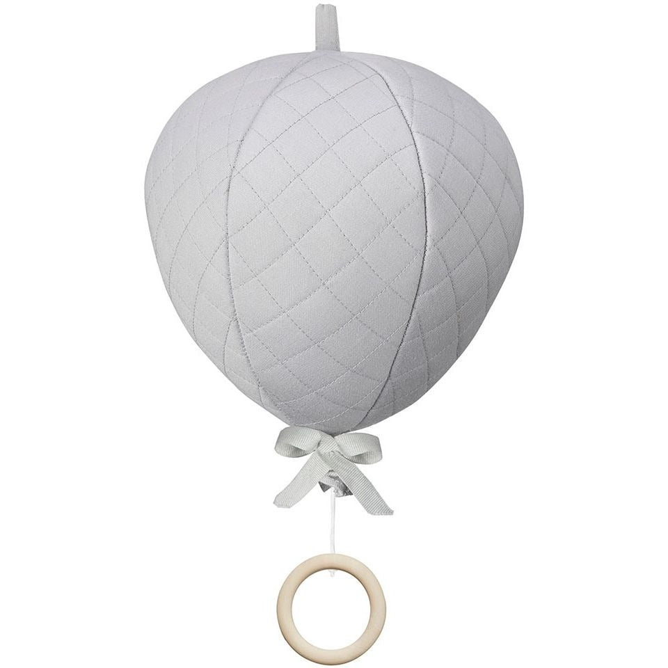 Balloon Music Mobile - Grey - Boutique Wanderlust