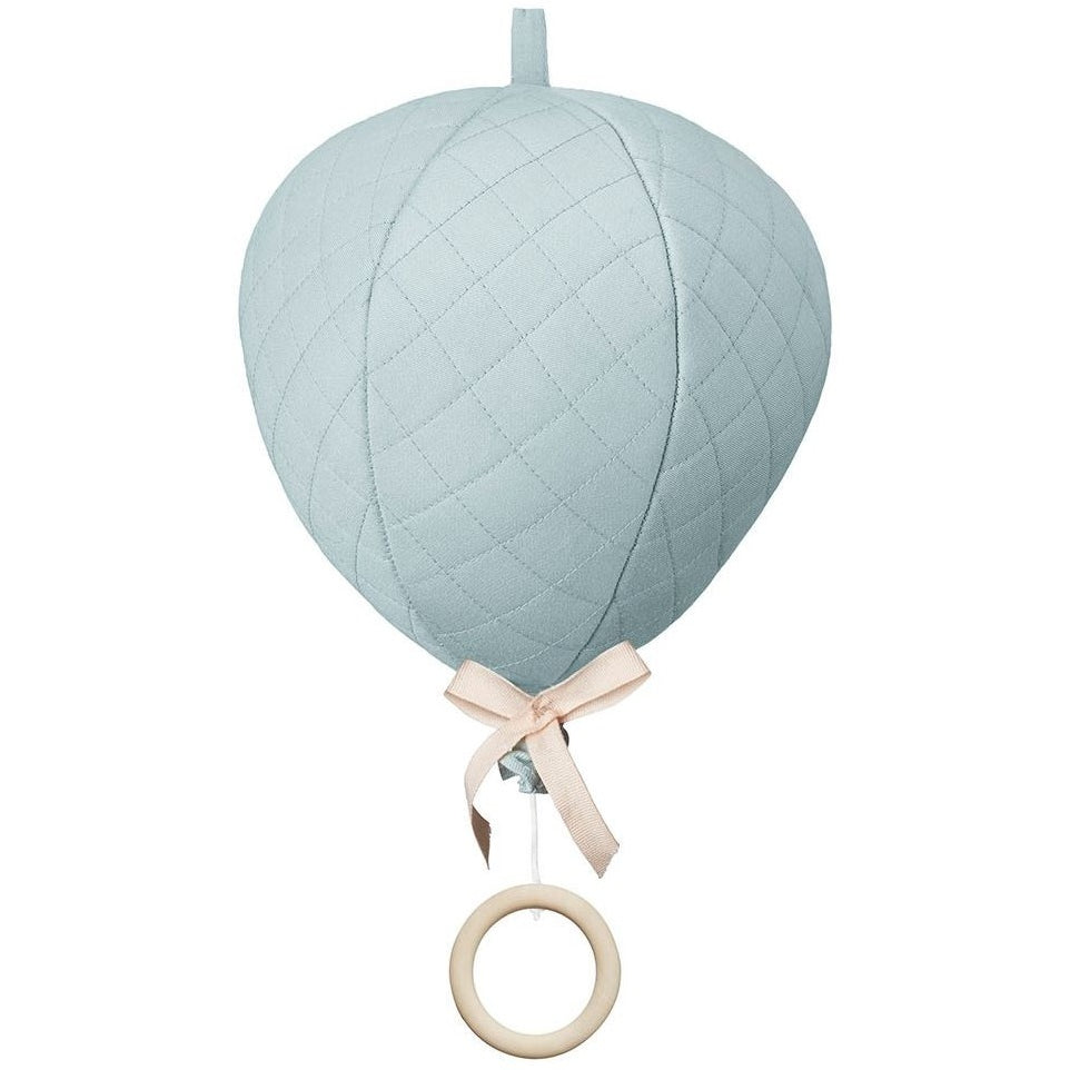Balloon Music Mobile - Mint - Boutique Wanderlust