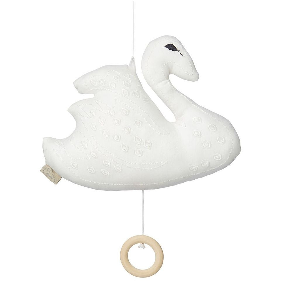 Swan Musical Mobile - Boutique Wanderlust