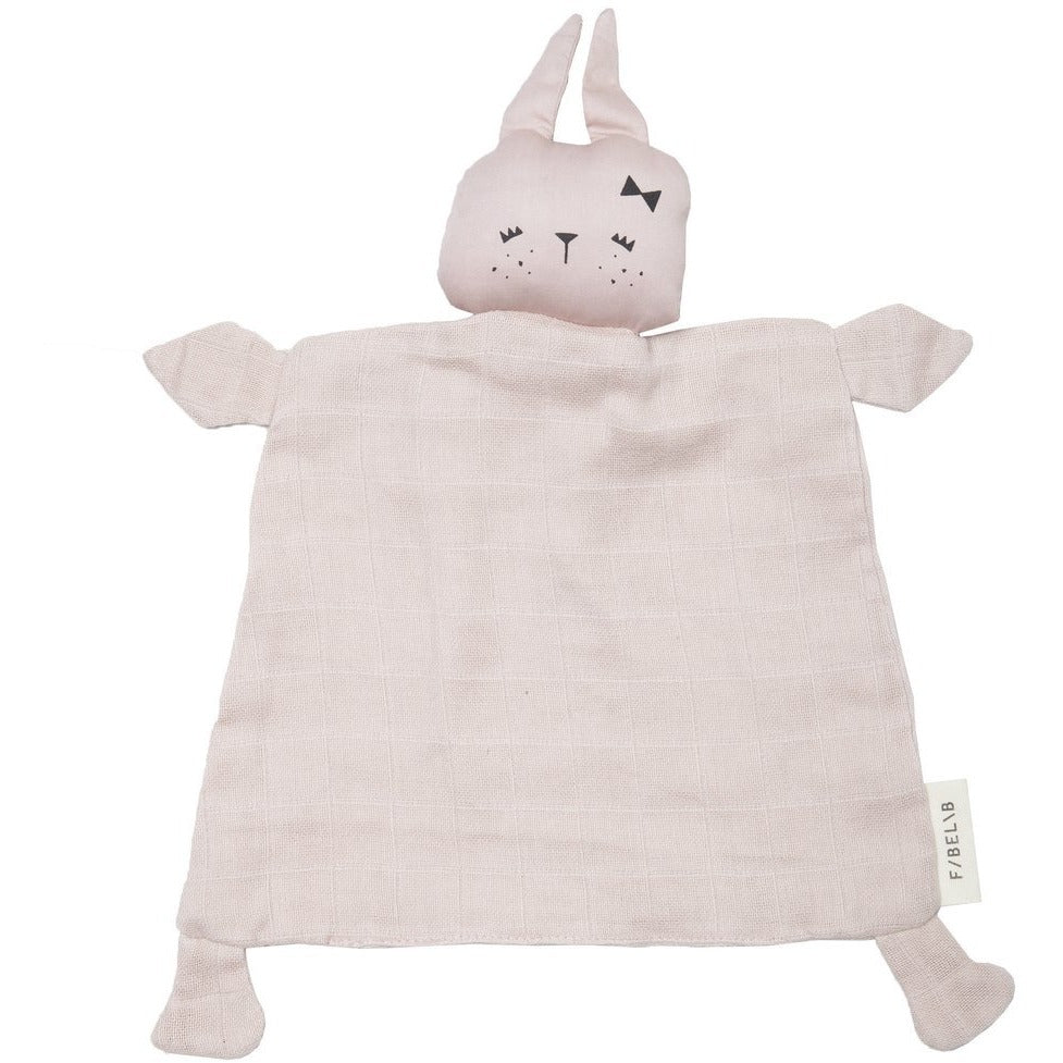 Pink Bunny Lovey - Boutique Wanderlust