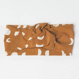 Knotted Headband in TENCEL- Moon