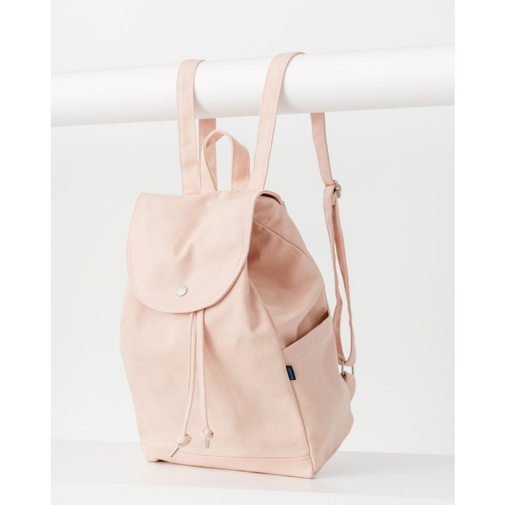 Drawstring Backpack -Shell - Boutique Wanderlust