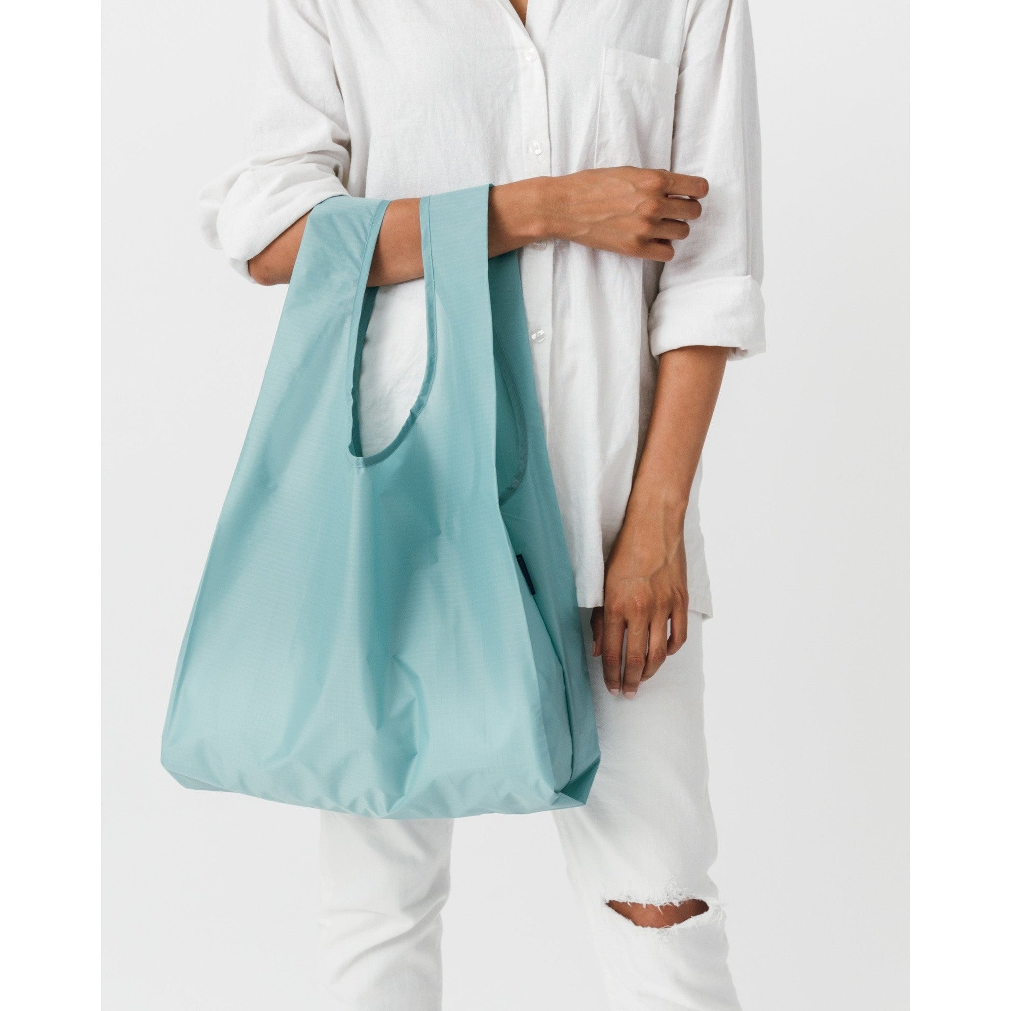Reusable Bag - Teal - Boutique Wanderlust