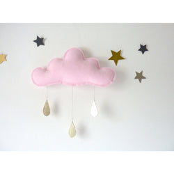 Cloud Mobile - Pink