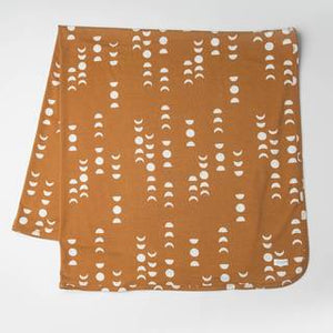 Stretch Knit Blanket in TENCEL™ - Moon