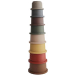 Stacking Cups Toy | Made in Denmark (Retro)