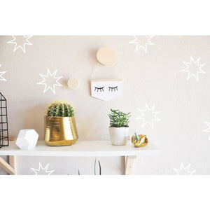 Open Magical Starburst - Wall Decal - Boutique Wanderlust