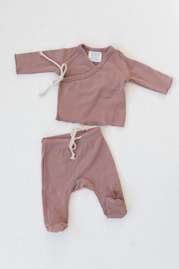 Blush Cotton Layette Set-Pre-Order