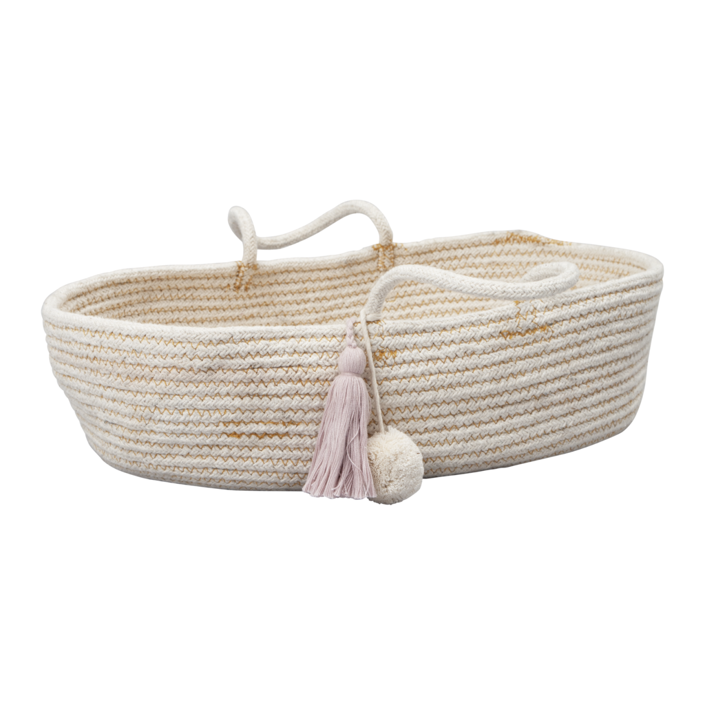 Rope Doll Basket