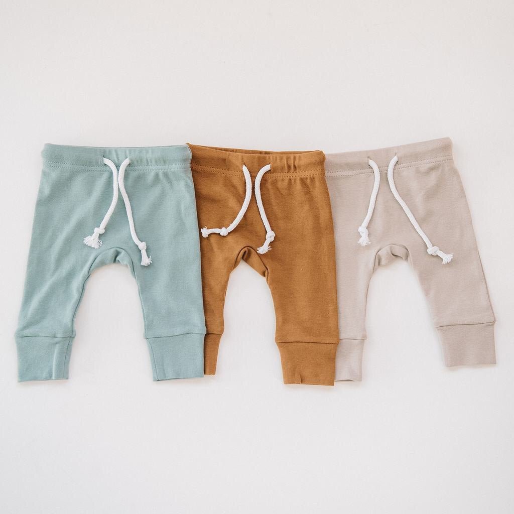 Cotton Jersey pants / Ash