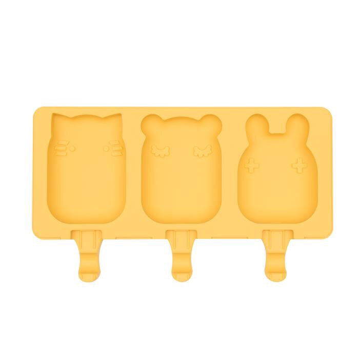 Icy Pole Mould - Yellow - Boutique Wanderlust