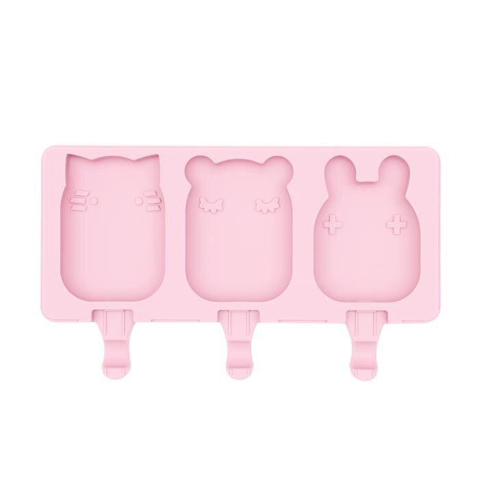 Icy Pole Mould - Powder Pink - Boutique Wanderlust