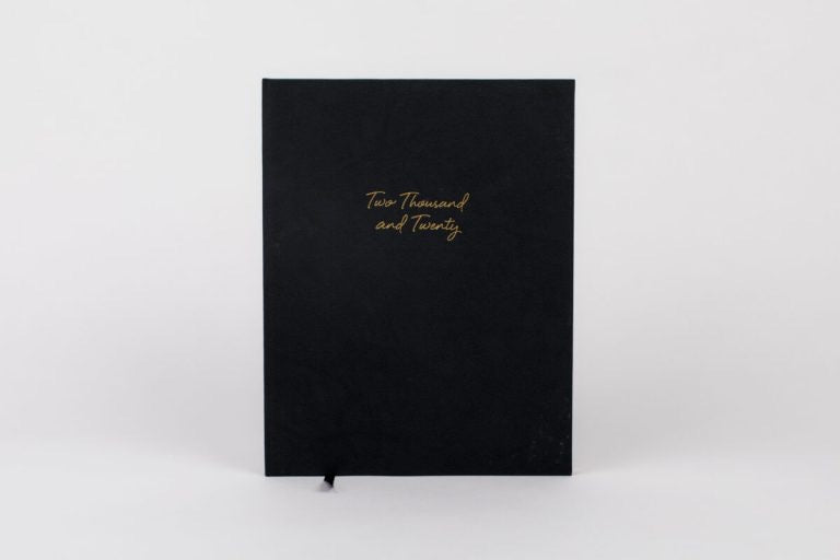 Daily Ultimate 2020 Planner Black