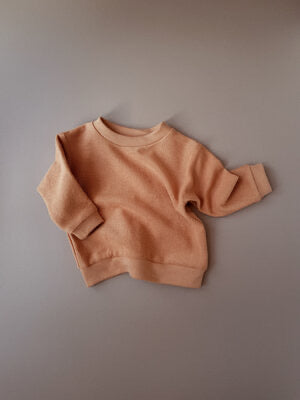 French Terry Pullover | Sunrise