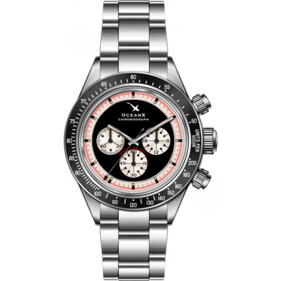 OceanX Speed Racer II Chronograph - SRS211 - Watchus
