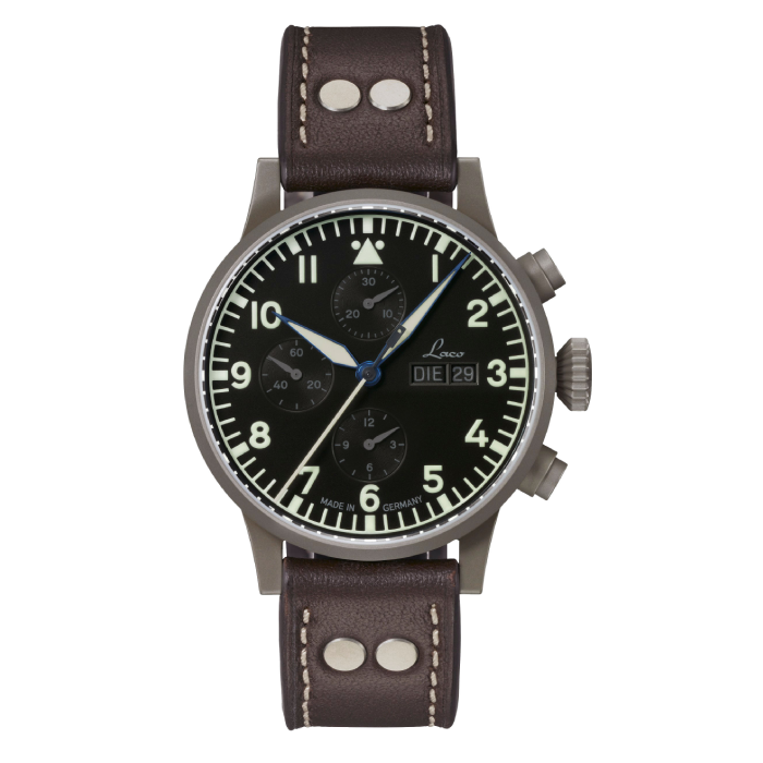Laco Original Flieger - München Chrono Limited Edition - Watchus