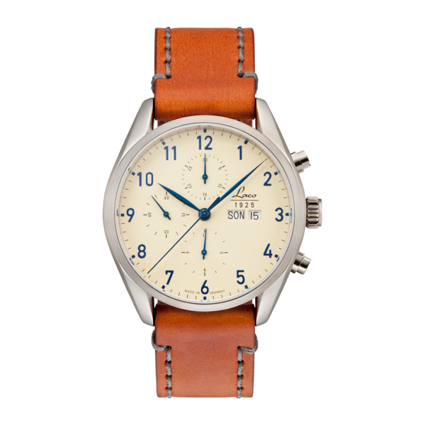 Laco Chronograph - San Francisco - Watchus