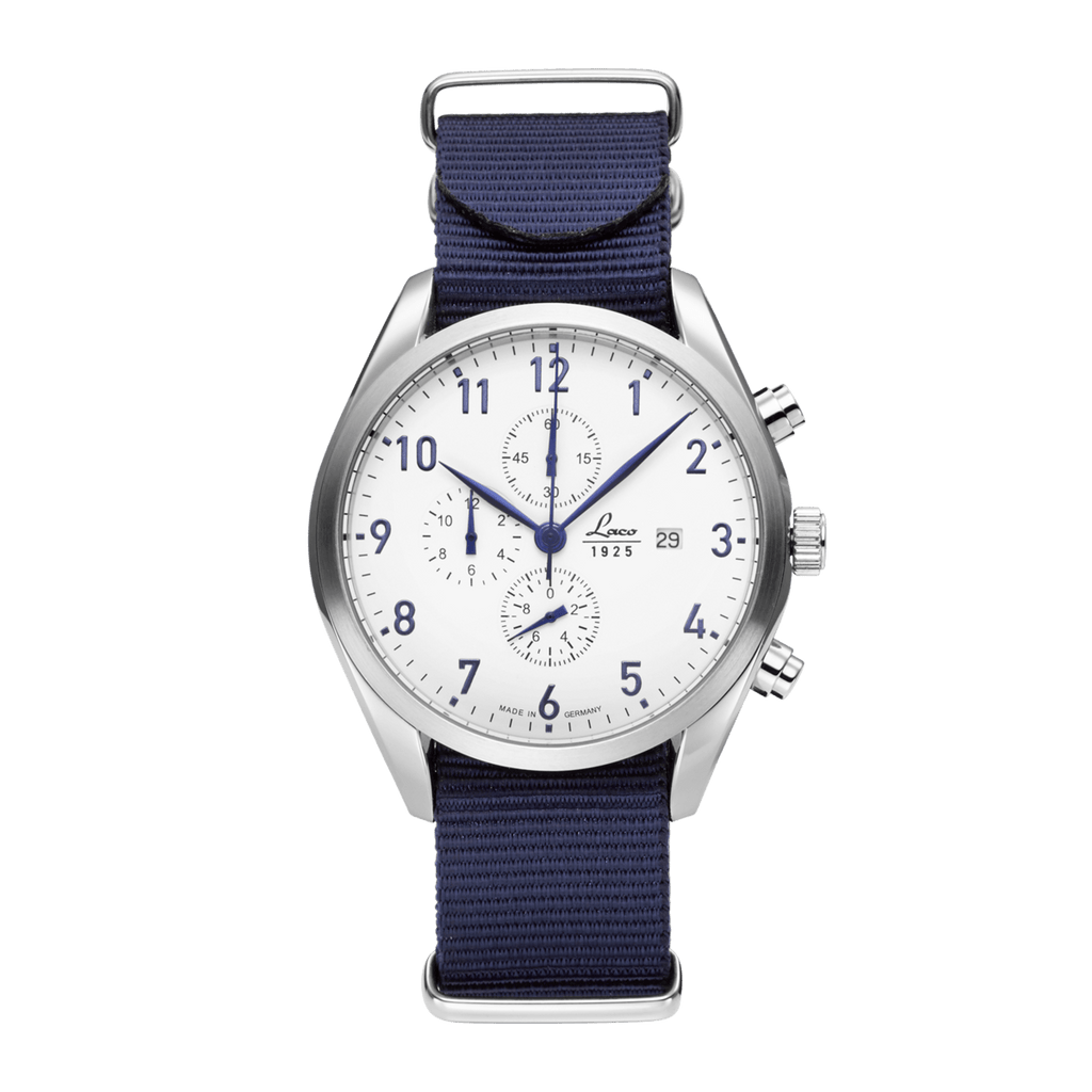 Laco Chronograph - Helgoland - Watchus