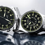 Laco Flieger - Rom 42MM Automatisk - Watchus