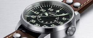 Laco Flieger - Zürich 42MM Quartz - Watchus