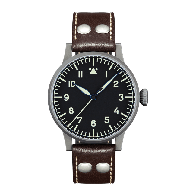Laco Original Flieger - Memmingen 42MM Manuell - Watchus