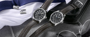 Laco Special Flieger - Ulm 42,5MM Manuell - Watchus